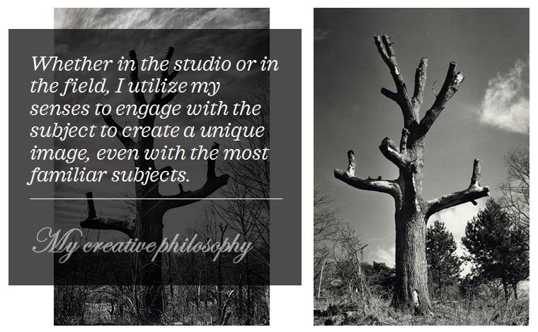dale m reid contemporary fine art photography. philosophy
