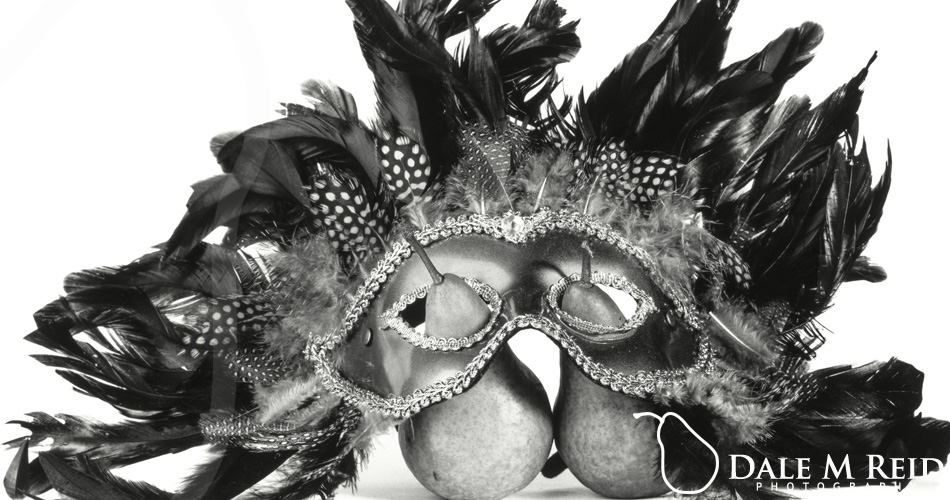 Dale M. Reid. Contemporary Fine Art Photography. Pear Carnival 1. detail. 2017.